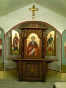 """St. John Rilsky"" chapel, Sozopol"