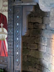 """Проскинитарий в параклиса в двора на кирилицата в комплекс """"Стара Плиска"""""""