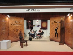 The booth of USTA DARIN EOOD